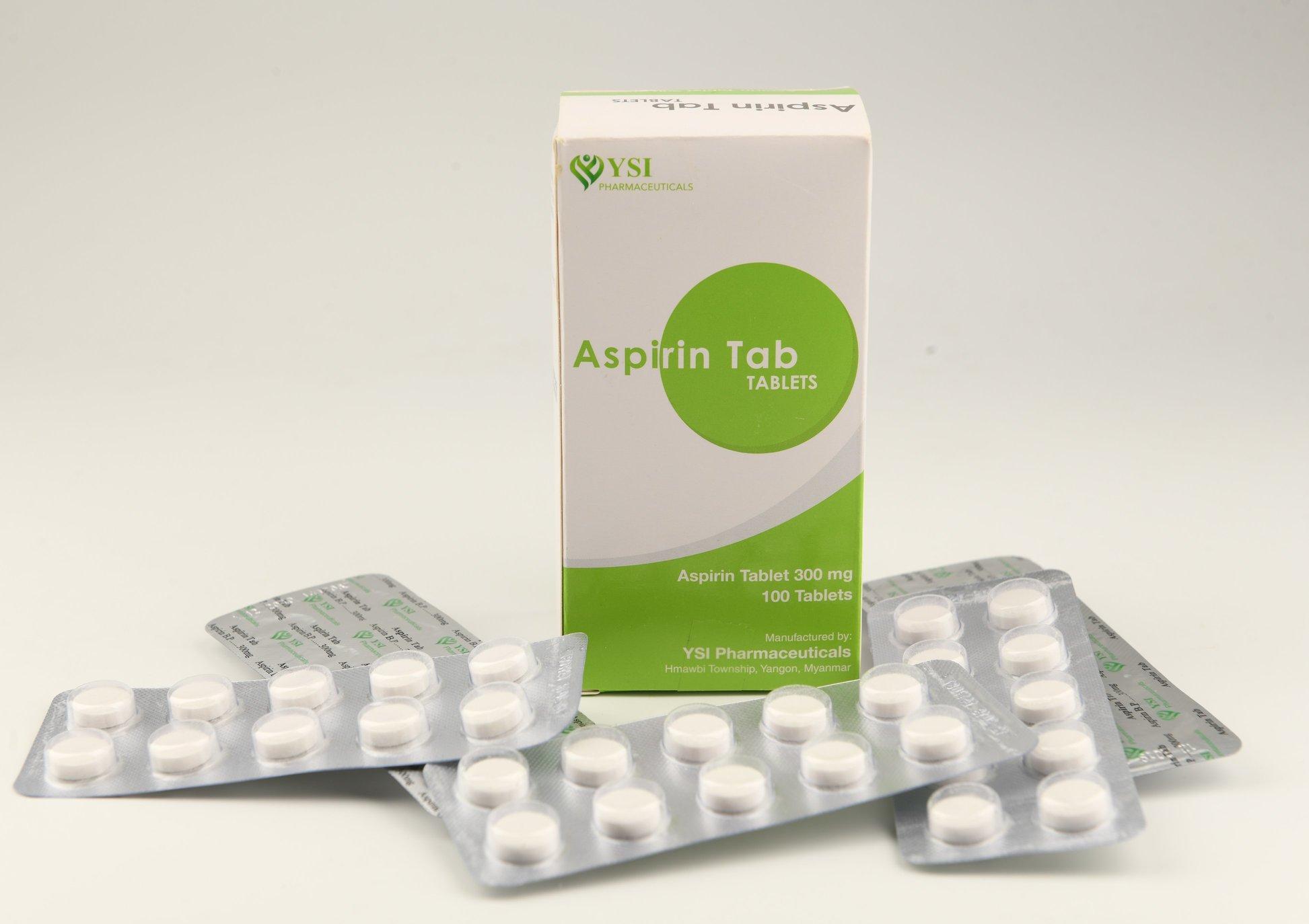 Aspirin Tab